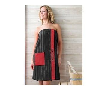 Dámský sarong Black, 80x136 cm