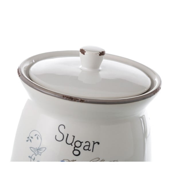 Recipient ceramic pentru zahăr Unimasa Old Times, 800 ml