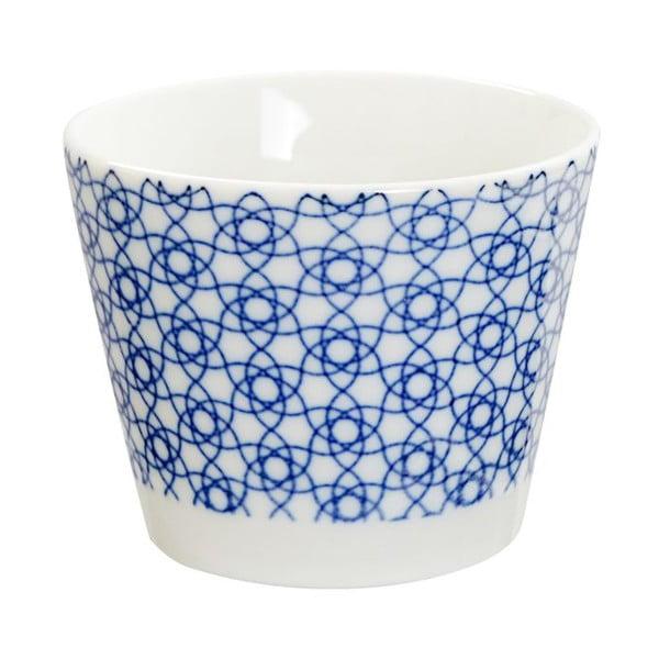 Porcelánový šálek Stripe Nippon Blue
