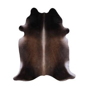 Pravá hovězí kůže Bergit, 201x174cm
