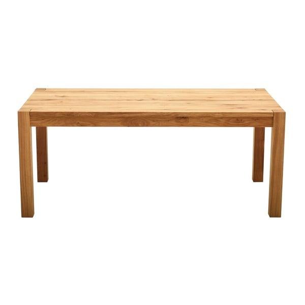 Masa extensibilă din lemn de stejar Artemob Matilda