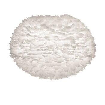 Abajur cu pene de gâscă VITA Copenhagen EOS, Ø 65 cm, alb imagine