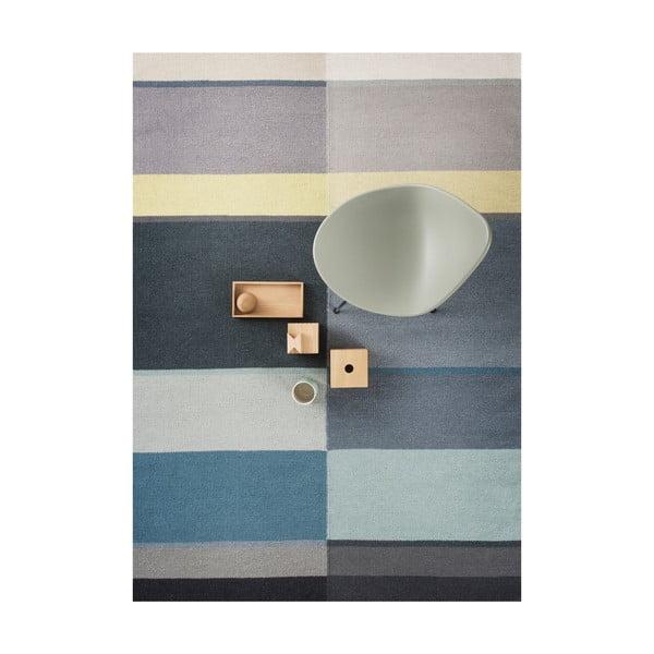 Vlněný koberec Leus Mix, 140x200 cm