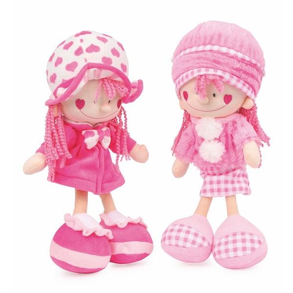 Nora & Emily játékbaba, 2 db - Legler