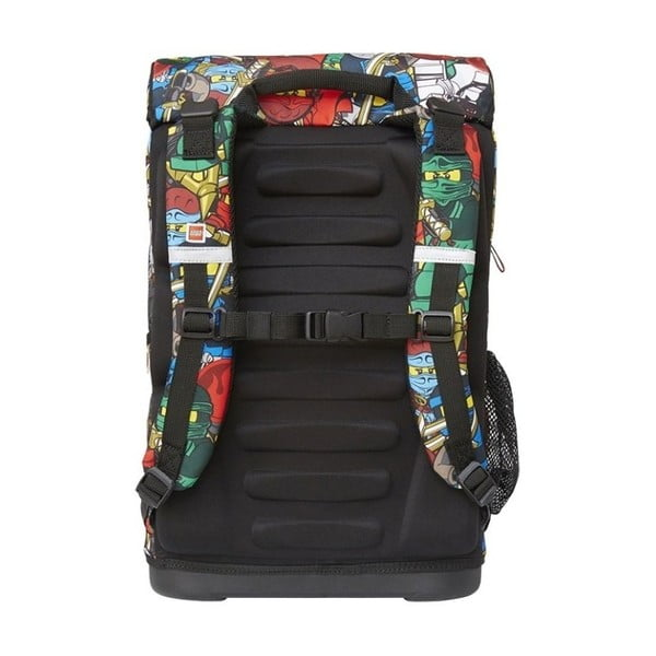 Školní batoh s taštičkou LEGO® Ninjago Comic Maxi
