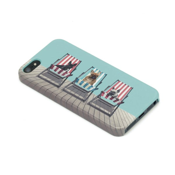 Obal na iPad Deckchair Dogs