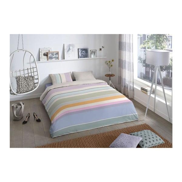 Povlečení na jednolůžko z bavlny Good Morning Premento Aaron, 140 x 200 cm