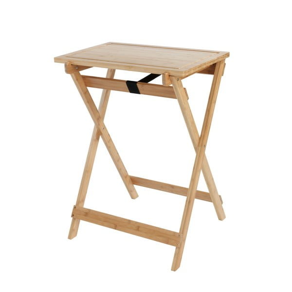 Składany stolik z deską do krojenia Wenko Lugo