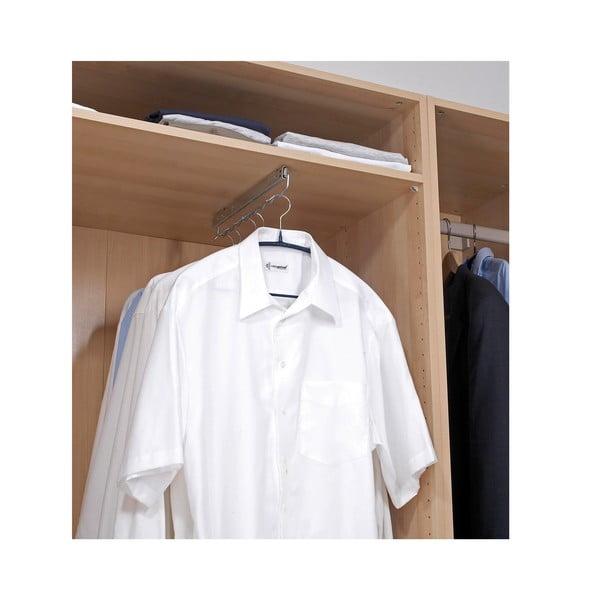 Cloth állítható vállfatartó - Wenko