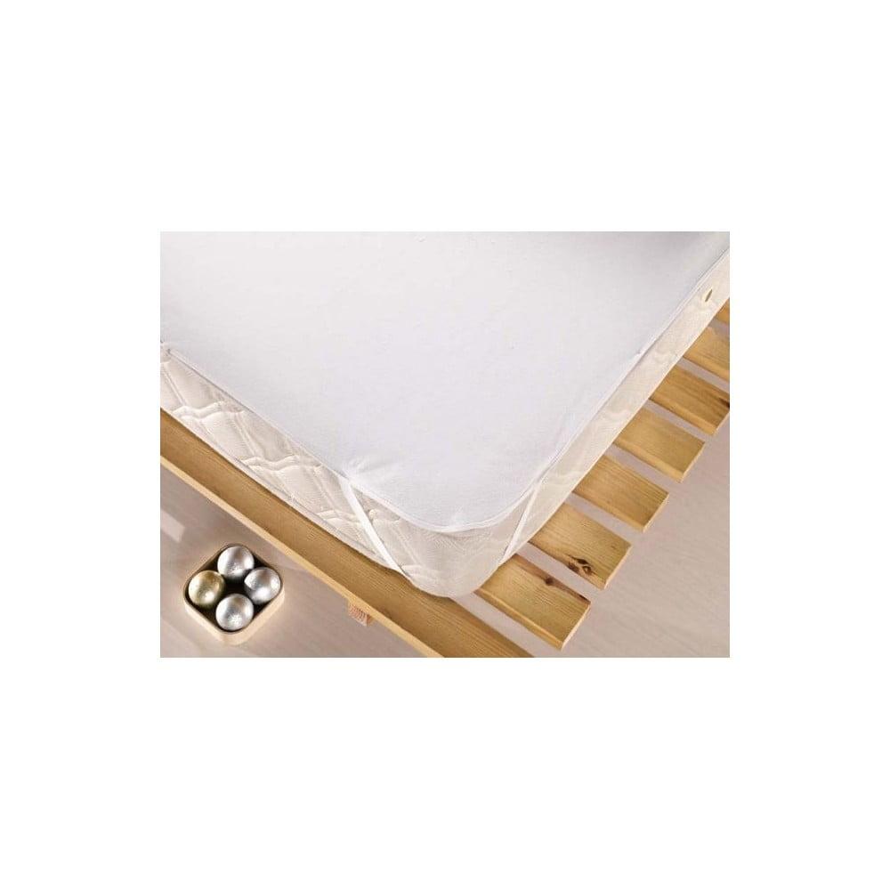 Ochranná podložka na postel Double Protector, 160 x 200 cm