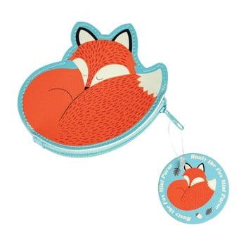 Portofel pentru monede Rex London Rusty The Fox de la Rex London