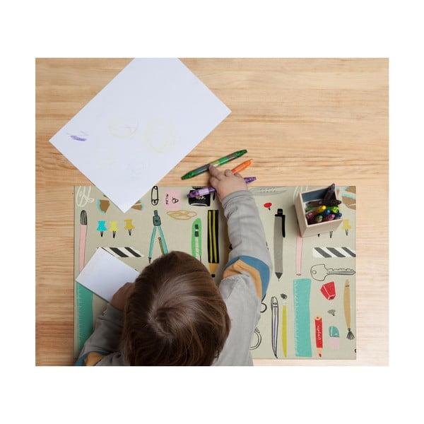Podložka na stůl Little Nice Things Workspace, 55 x 35 cm