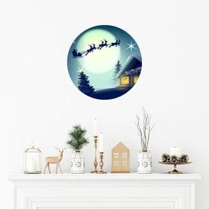 Autocolant Crăciun Ambiance Santa Claus
