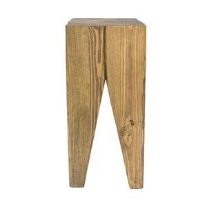 Dřevěná stolička Chocolate Bar