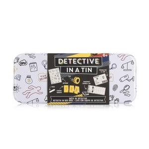 Dětská hra v plechovém penálu npw™ Detective