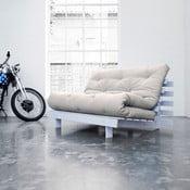Canapea extensibilă Karup Roots  White/Vision
