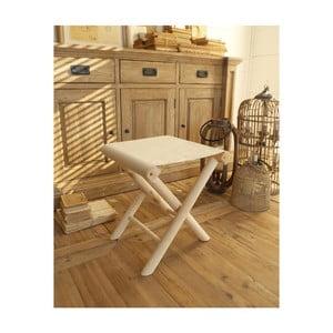 Dřevěná skládací stolička Orchidea Milano Natural Living