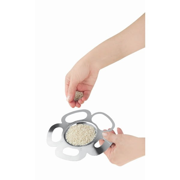 Porcovač na rýži a špagety Portioner