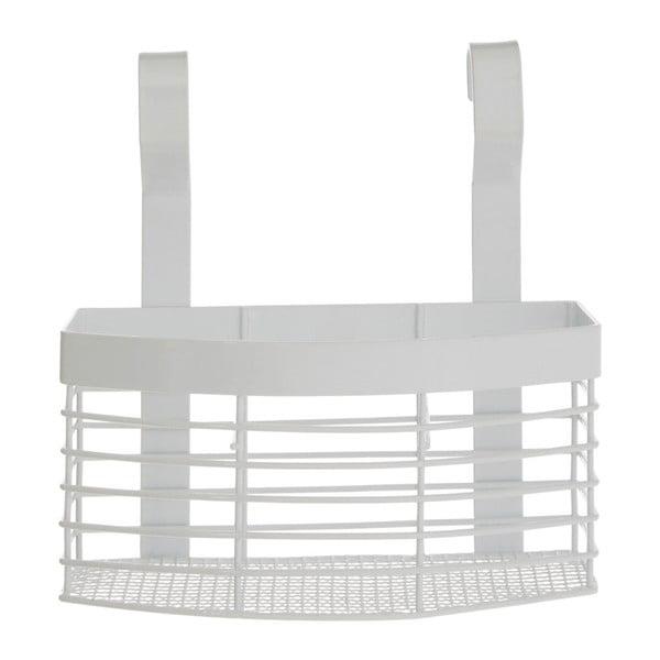 Bílý závěsný košík do kuchyně Premier Housewares Sorello
