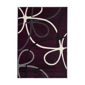 Fialový koberec Calista Rugs Fiji, 160x230cm