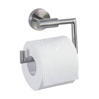 Suport de perete pentru hârtie toaletă Wenko Bosio Without Cover
