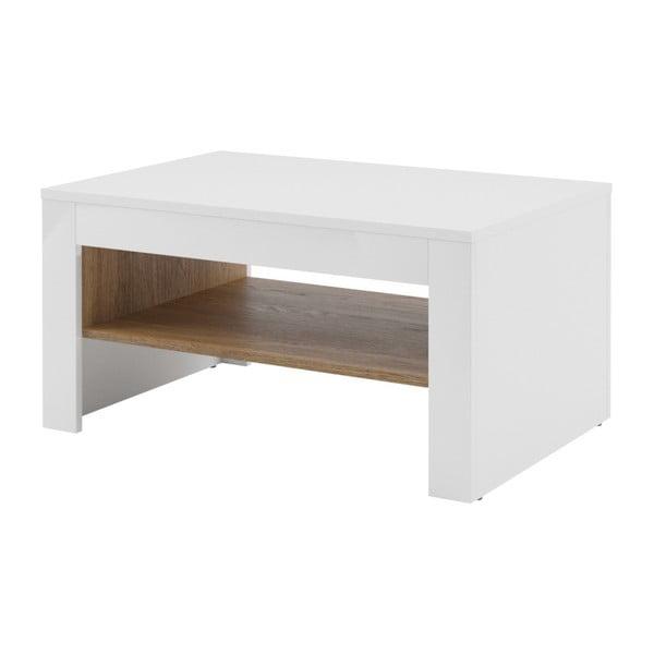 Belfort fehér dohányzóasztal - Szynaka Meble