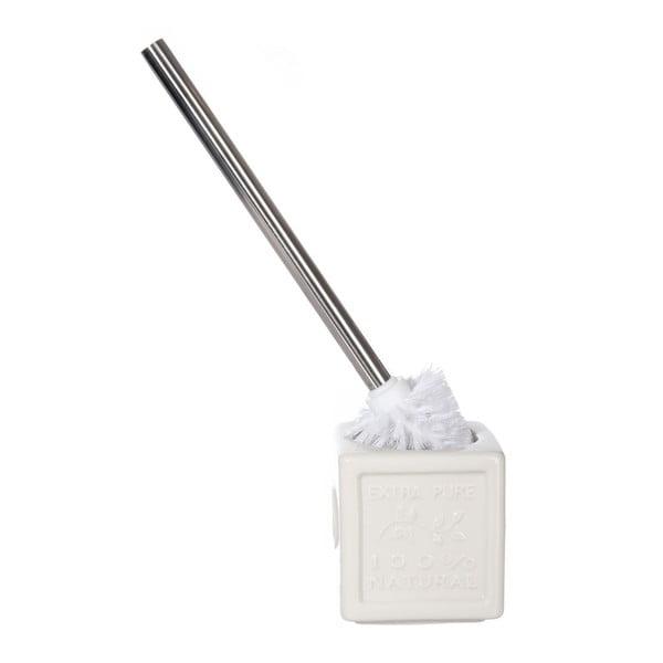 Toaletní kartáč Extra Pure, 10x10x11 cm