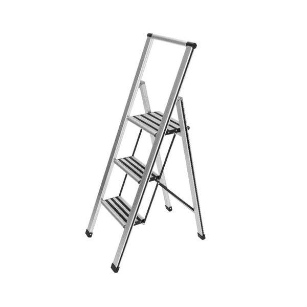 Scară pliabilă Wenko Ladder, înălțime 127 cm