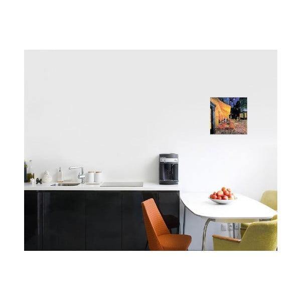 Obraz Van Gogh - Il Café, 30x30 cm