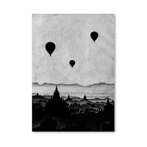 Plakát Aurora od Florenta Bodart, 30x42 cm
