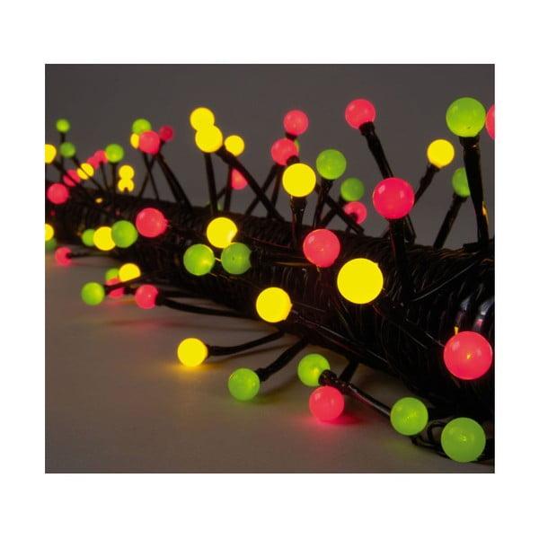 Barevná svítící dekorace Beads