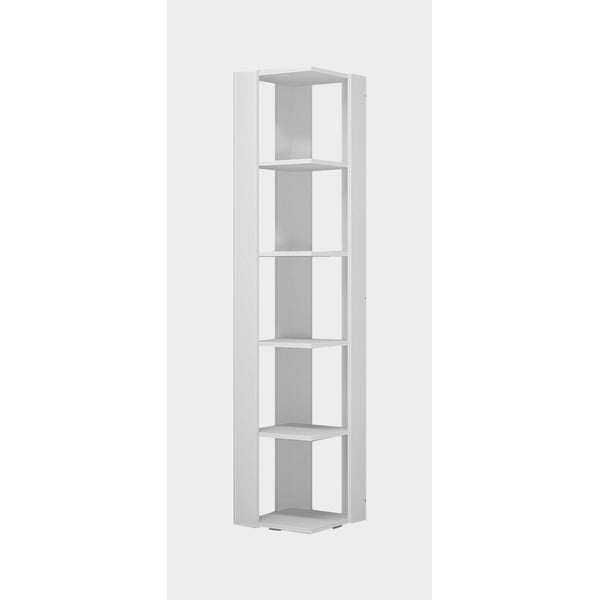 Bílá knihovna Seth, výška161cm