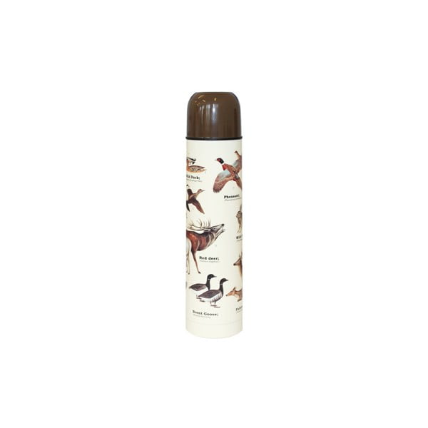 Termofľaša Gift Republic Wild Animals Multi, 500 ml