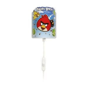 Nástěnná lampička Angry Birds