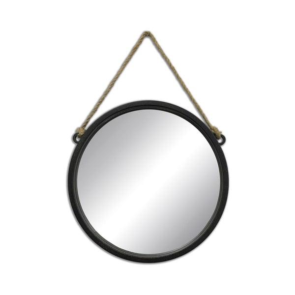 Nástenné zrkadlo Versa Gripy, ø 48 cm