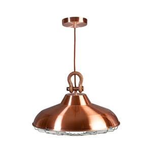Měděné stropní svítidlo ETH Industry