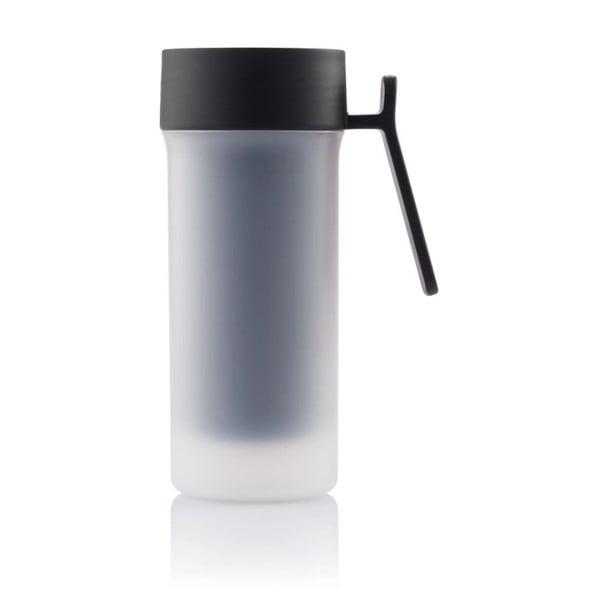 Czarny kubek termiczny XD Design Pop,275ml