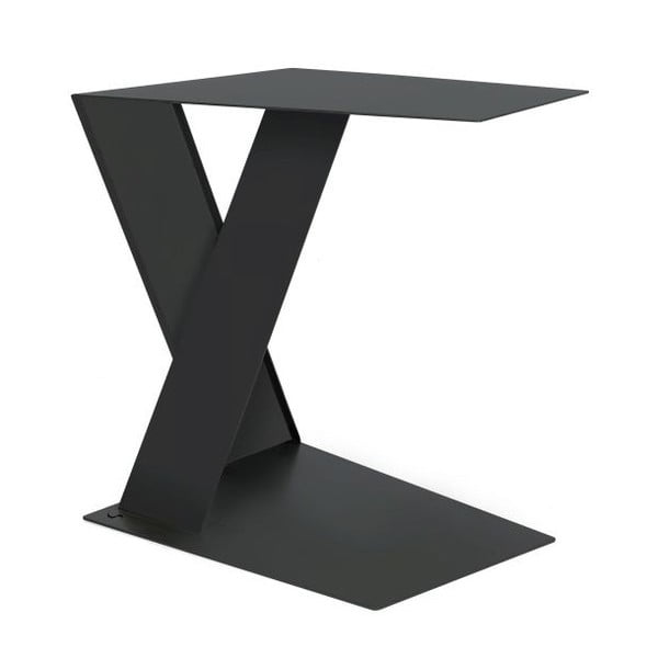 Odkládací stolek Siderietto Anthracite