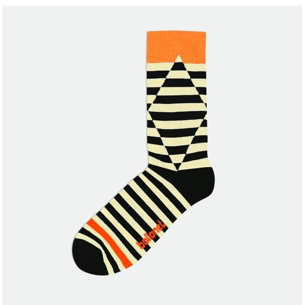 2 páry ponožek Straight, velikost 41-46
