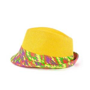 Žlutý klobouk Art of Polo Koluna