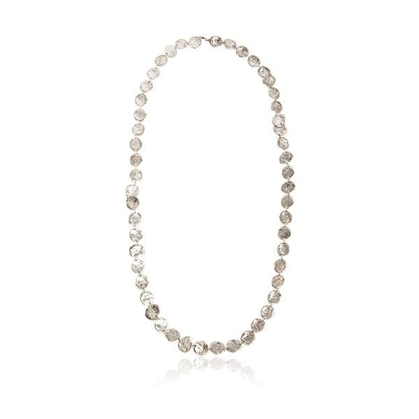 Dámský náhrdelník ve stříbrné barvě NOMA Lona