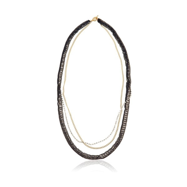 Leila aranyszínű nyaklánc - NOMA