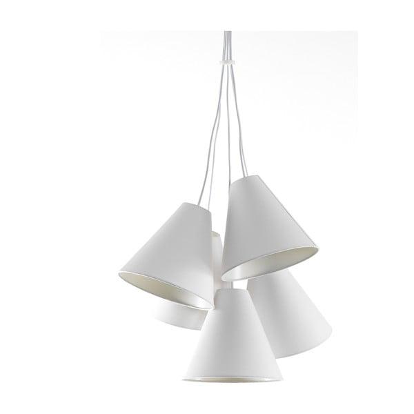 Bílé stropní svítidlo Tomasucci Vogue