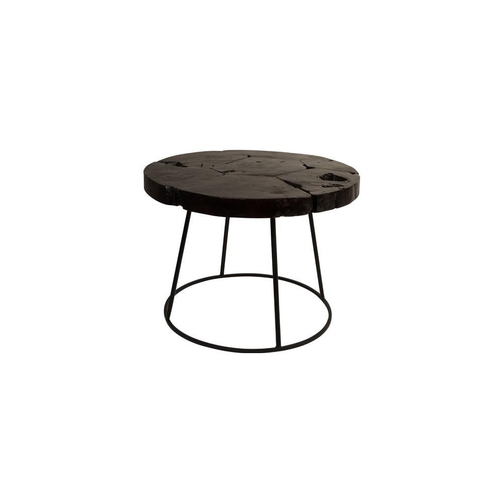 Teakový stolek Dutchbone Kraton
