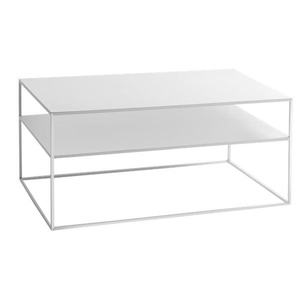 Bílý konferenční stolek Custom Form Tensio, délka100cm