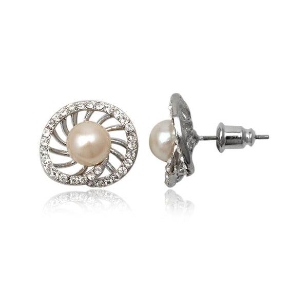 Náušnice Pearl Art