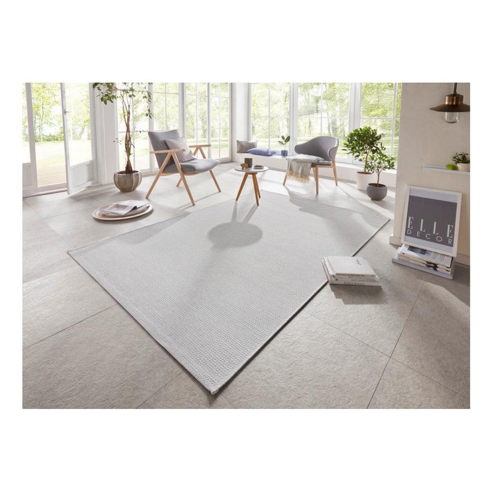 Světle šedý koberec vhodný i na ven Elle Decor Secret Millau, 200 x 290 cm