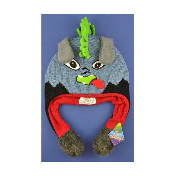 Dětská čepice Monster