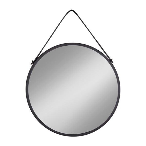 Závěsné kulaté zrcadlo House Nordic Trapani, ø38cm