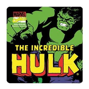 Set 6 tácků Hulk